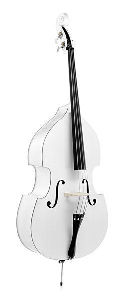 Thomann Rockabilly WHE 3/4 Double Bass #thomann #doublebass