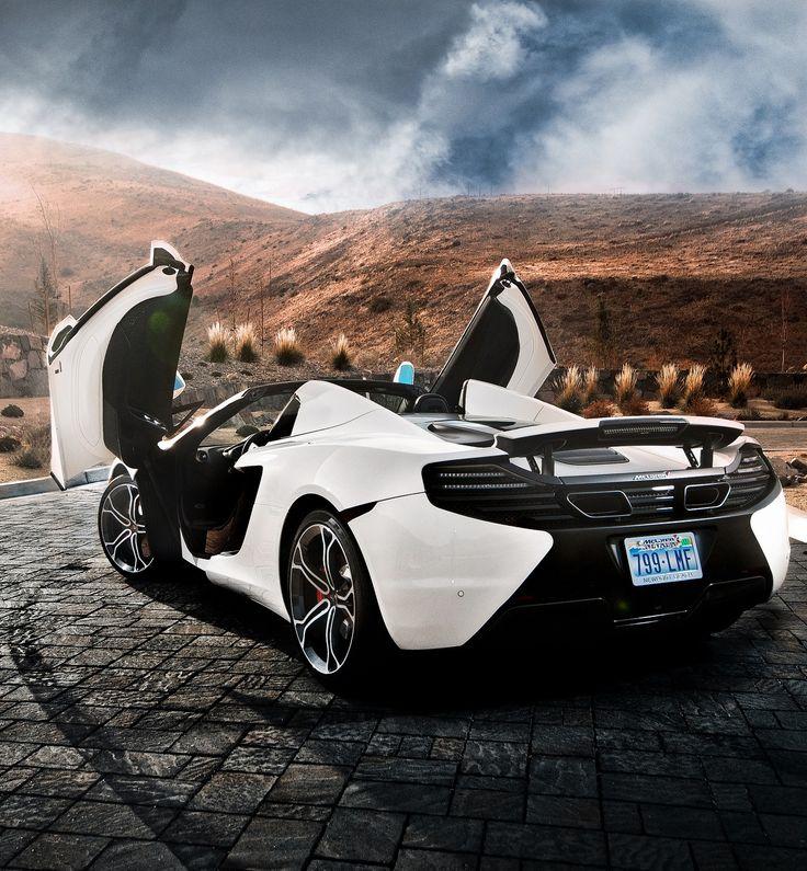 Nice McLaren MP4 12C Spider #CarFlash