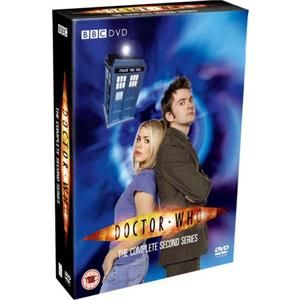 Doctor Who (New Series 2): Complete Series 2 Box Set (6 Discs)