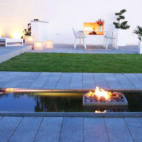 Haddeland Design - Havearkitekt - Havedesign - Eksklusive haver - Minimalistiske haver