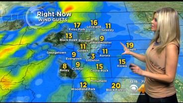 Tuesday Afternoon Forecast: Severe Weather Possible « CBS Denver