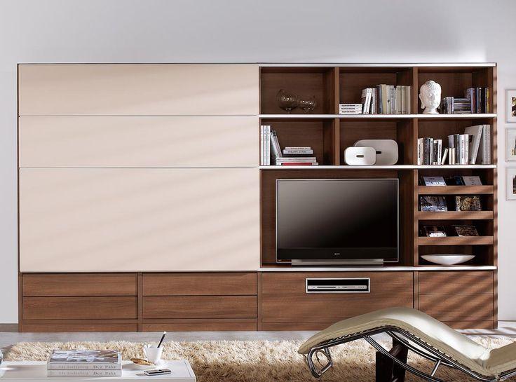 Muebles de salon salones modernos muebles baratos for Muebles librerias para salon