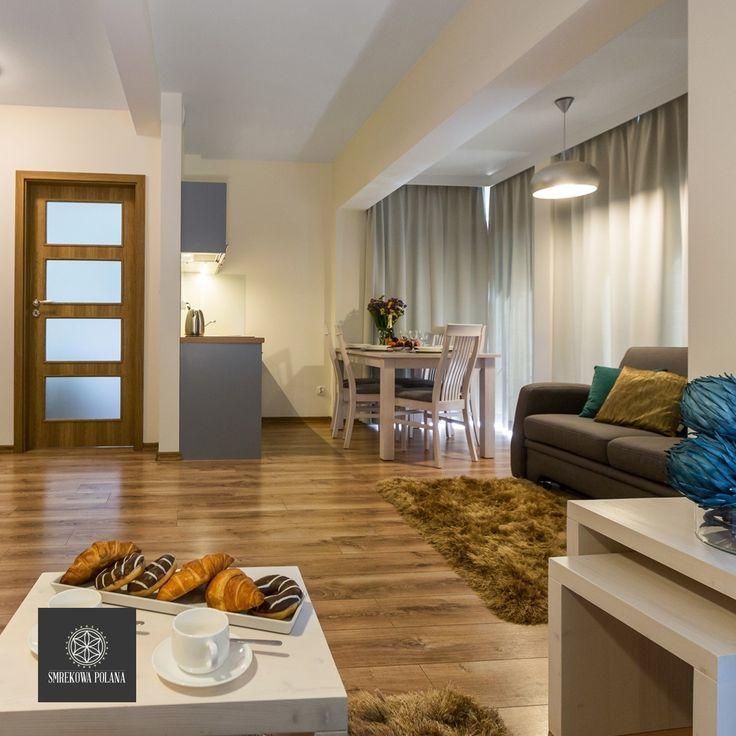Apartament Kościelec - zapraszamy! #poland #polska #malopolska #zakopane #resort #apartamenty #apartamentos #noclegi #livingroom #salon