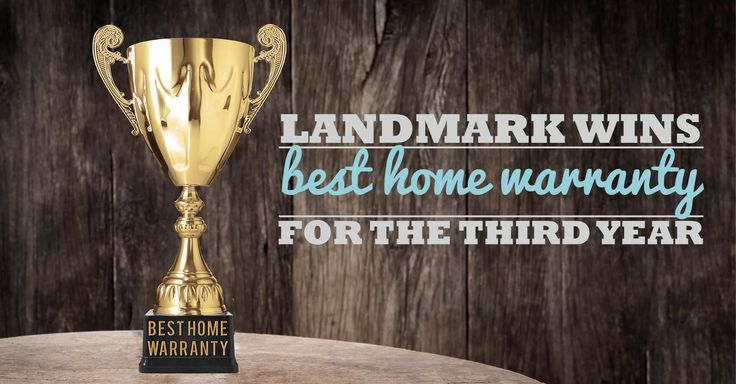 We're happy to announce that we've won best home warranty in the region for the third year in a row!  Take a look at the changes we've implemented this past year, and what's in store for us in 2016: