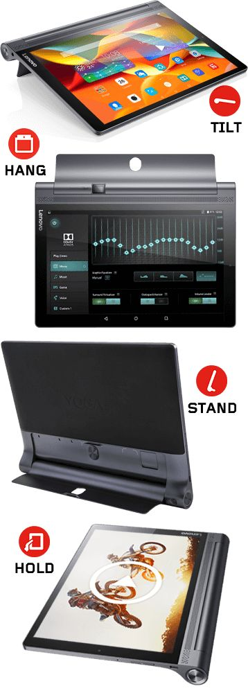 Yoga Tablet3 Pro