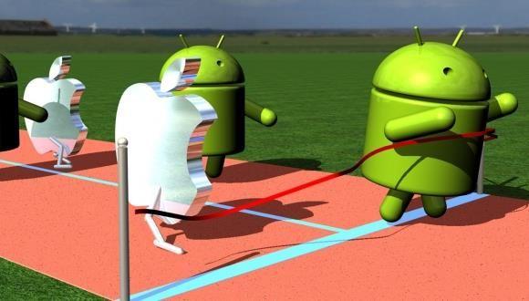 Android kullanım oranı yüzde 87.5 olarak açıklandı