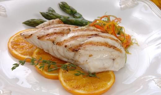 Grilled Grouper Tangerine #Recipe from @Florida Agriculture: #MemorialDay #NationalBarbecueMonth