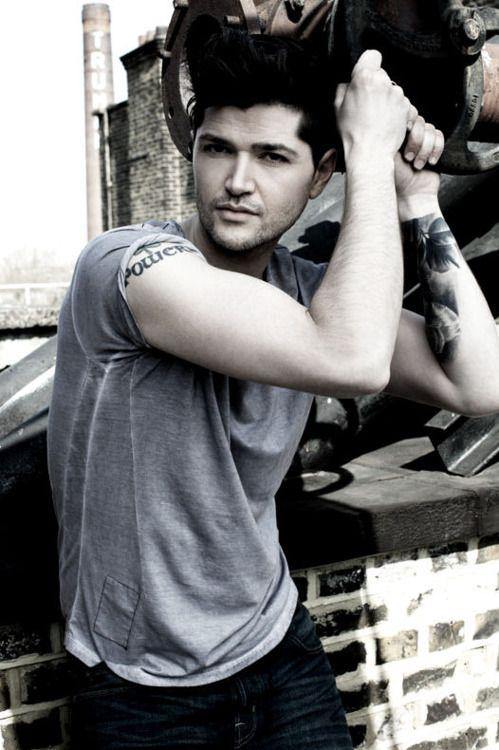 """And though I may not look like much, I'm yours"" by Danny O'Donoghue His voice alone does it for me :)"