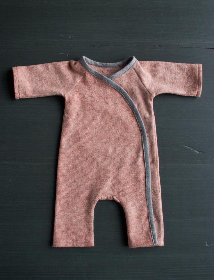Sewn Layette Set Pattern