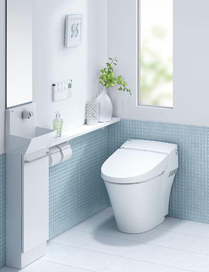 LIXIL   トイレ   サティス   施工イメージ   Plan-1413(サティスSタイプ)
