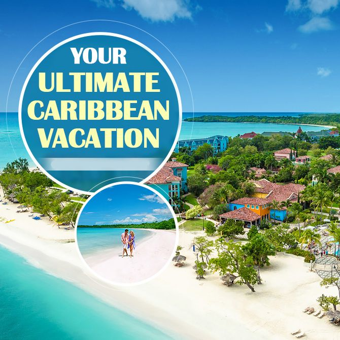 Your Ultimate Vacation in the Caribbean! Click here for more details: www.ultimatecaribbeanvacation.com/