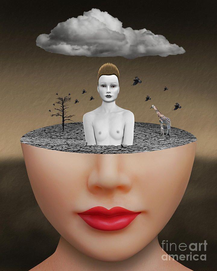 No Escape Digital Art  - No Escape Fine Art Print  by Keith Dillon http://fineartamerica.com/featured/no-escape-keith-dillon.html