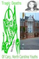 Tragic Deaths of Cary, North Carolina Youths, an ebook by Robert Grey Reynolds, Jr at Smashwords