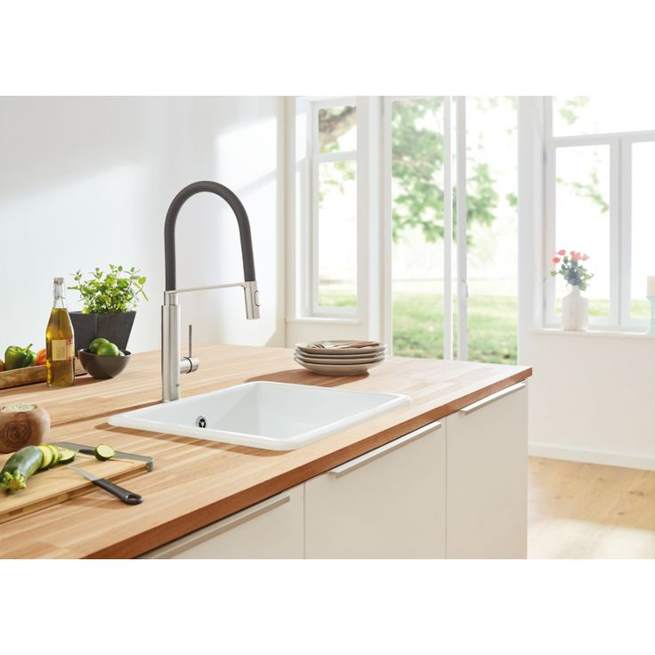 46 best GROHE Kitchen Inspirations images on Pinterest Design - grohe concetto küchenarmatur