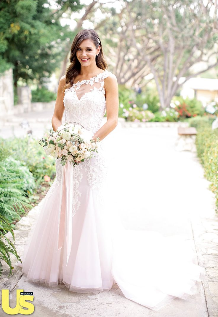 "Desiree Hartsock already had a clear vision of her perfect wedding look — there would be two dresses: ""I wanted them to be unique."""
