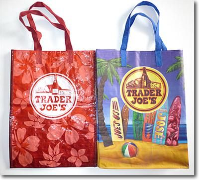 trader JOes bags
