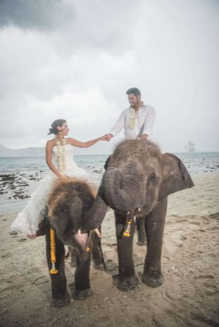 Beach Wedding Ceremony Et Thailand Package From Celebrant And Master