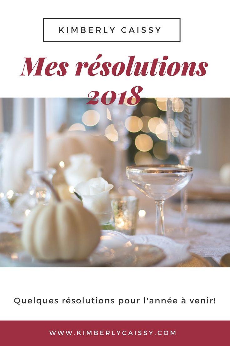 #resolutions #2018 #blogpost