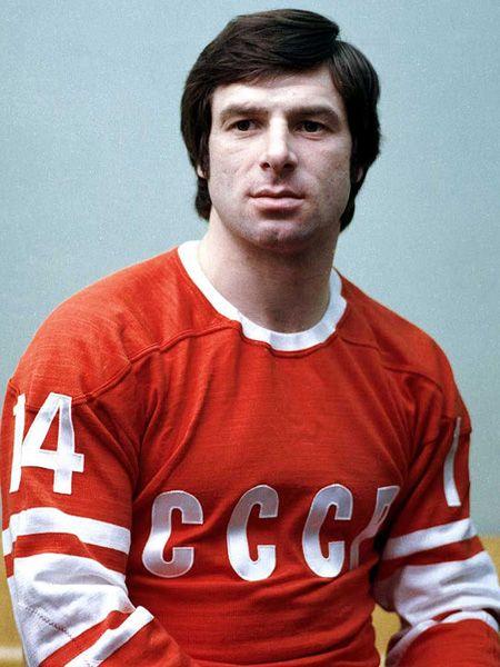 Валерий Харламов биография хоккеиста, фото, его жена и дети