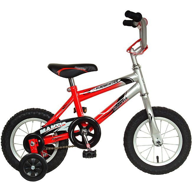 Mantis Lil Burmeister Kid's Bike, 12 inch Wheels, 8 inch Frame, Boy's Bike, R...