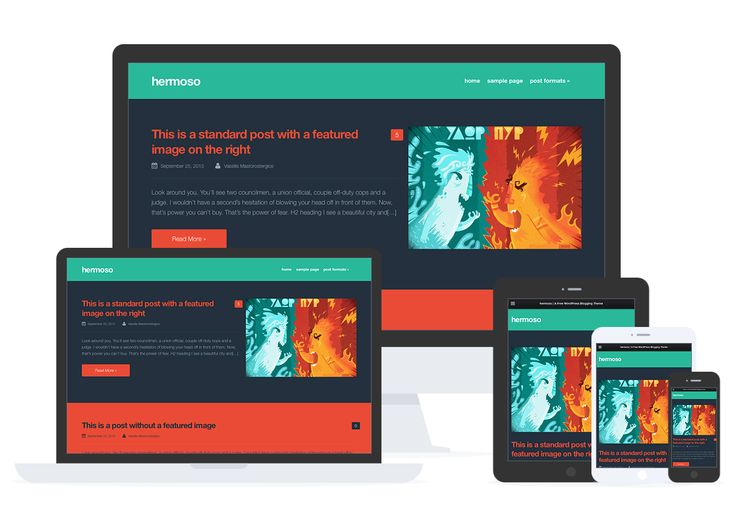 Nickel Free Magazine WordPress Theme Freebies CSS CSS3 Free HTML ...