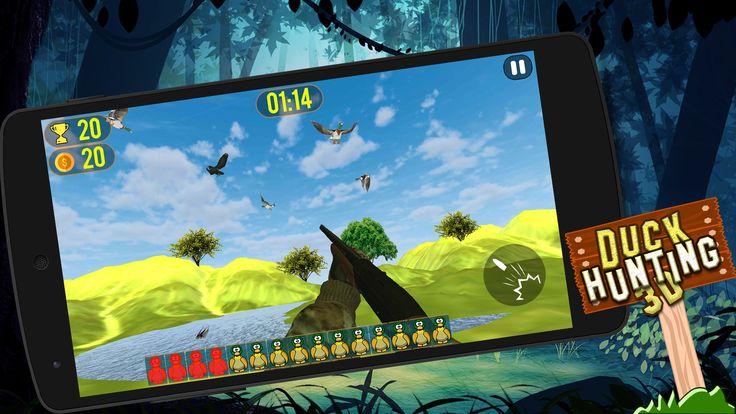 Duck hunting 3d google play httpbitlyhg_dh3d itune