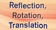 Transformation means movement of objects in the coordinate plane. Transformation can be done in a number of ways, including reflection, rotation, and translation. Reflection