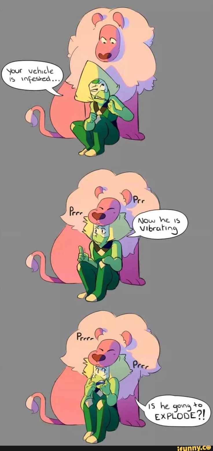 stevenuniverse HOME reference I am reading this in Peridot's voice XD