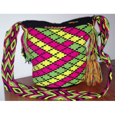 Economic Medium Wayuu Bag
