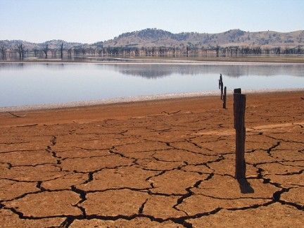 Argentina - Erosión del suelo