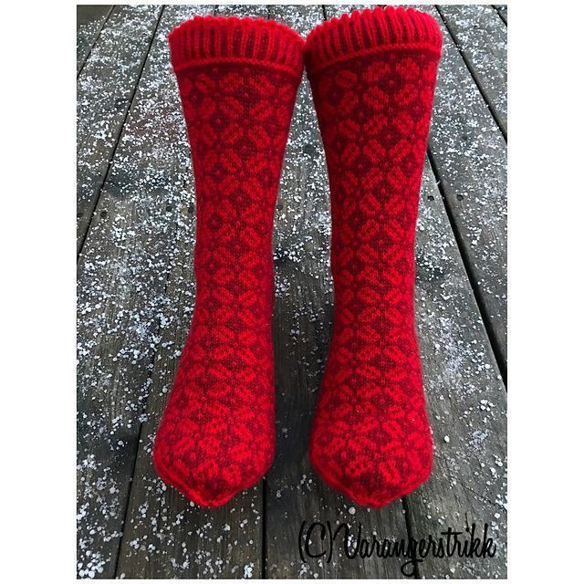 liwes' Red Retrosocks