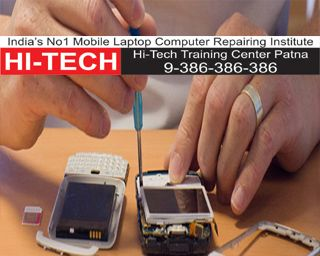 Hi Tech Conducts Updated and Advanced Mobile Repairing Course in Patna, Bihar