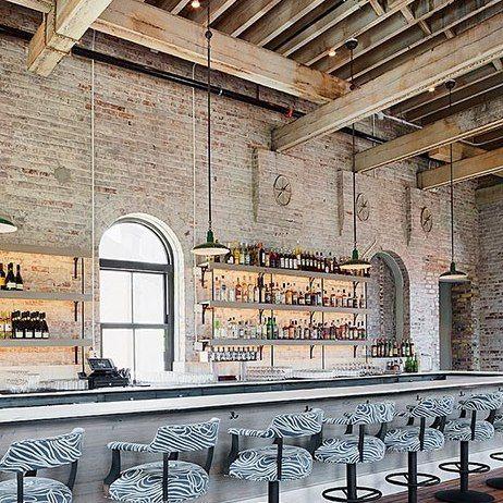 the florence restaurant  Savannah, Georgia : Architectural Digest