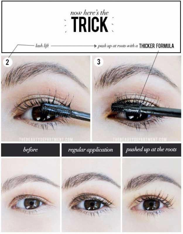 Makeup Tutorials For Small Eyes The Lash Lift Easy Step By Guides On How To Ly Eyeliner And Get Perfect Lashes Brows