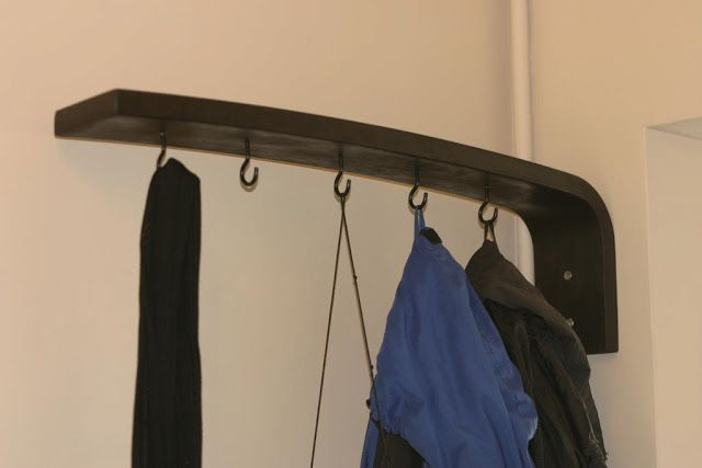 Coat rack | IKEA Hackers Clever ideas and hacks for your IKEA
