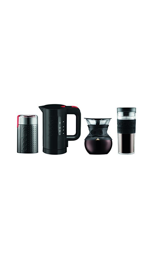 Coffee Machine With Thermal Carafe 64 82 Bodum K11592 01us Pour Over Set Black From The Includes Our