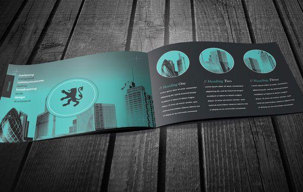 Beautiful business brochure design ideas 3 20+ Simple Yet ...