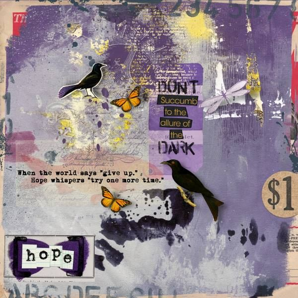 M3 April - Credits: Mixed-Media-Monthly-April-15-Main-Kit, Extra-Ellies-Add-On-M3-April by Sissy Sparrows, Overlays-Add-On-M3-April by Sissy Sparrows and Mixed-Media-Borders-Vol.2-Add-On-M3-April by Sissy Sparrows.