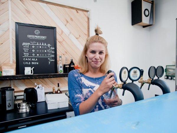 Nowe lokale: wegańskie burgery i hipsterska kawiarnia