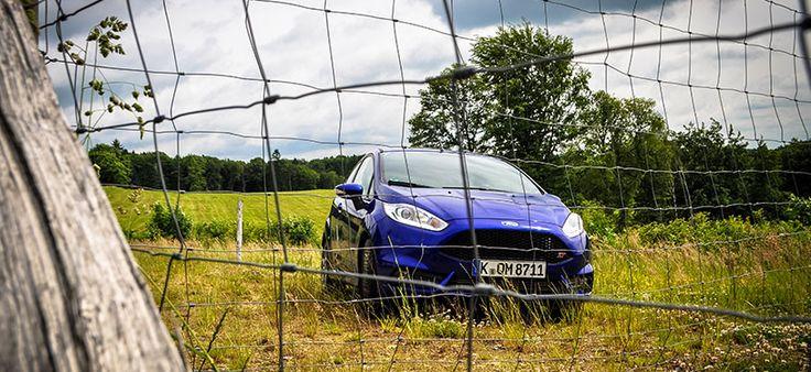 Ford Fiesta ST (2013) im Test