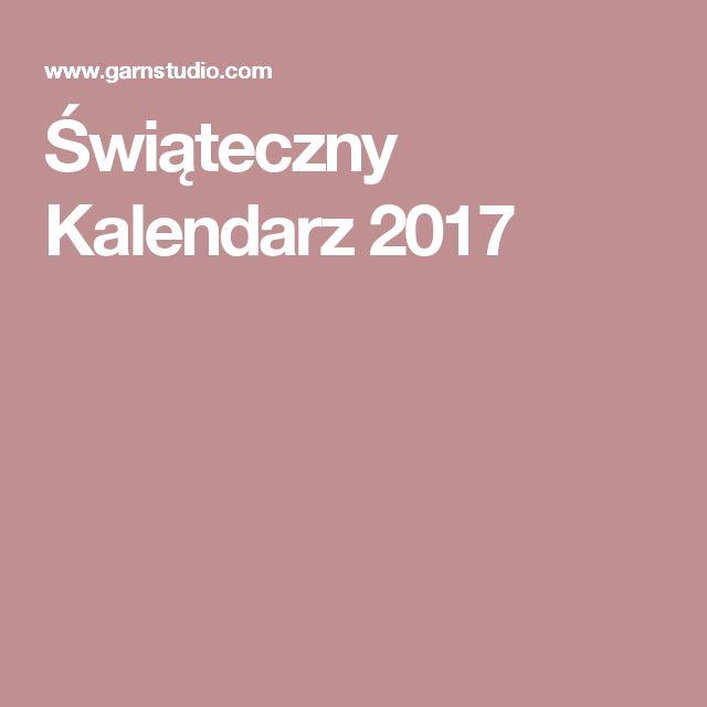 Świąteczny Kalendarz 2017
