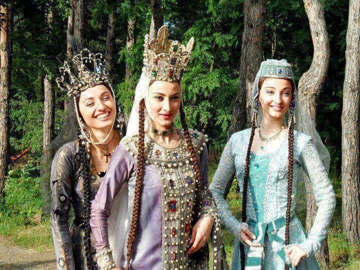 georgian people country - 720×540
