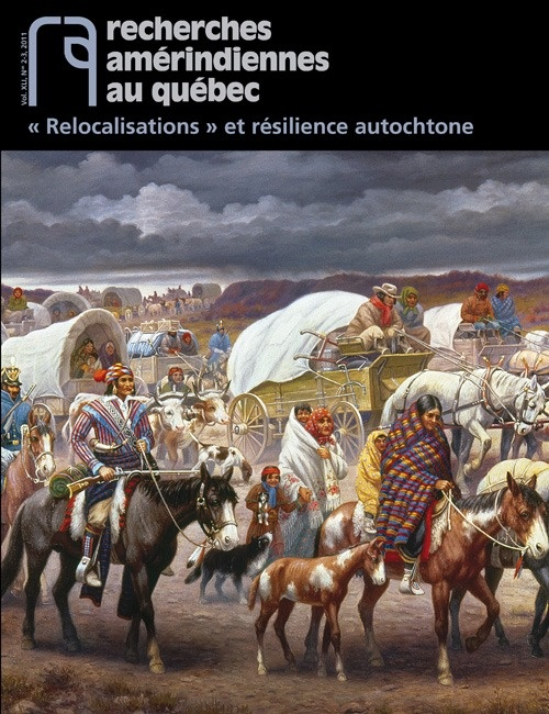 Recherches amérindiennes au Québec. French and English resources on Native American research in Quebec