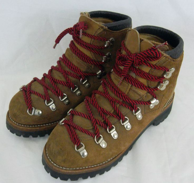 Milo Hiking Boots Mens Alpine Mountaineering Vibram Sole 7