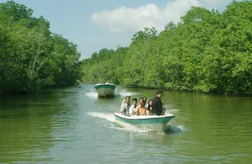 Can Gio Mangrove Forest Day Trip inc Rung Sac Guerilla Base - from Ho Chi Minh Vietnam