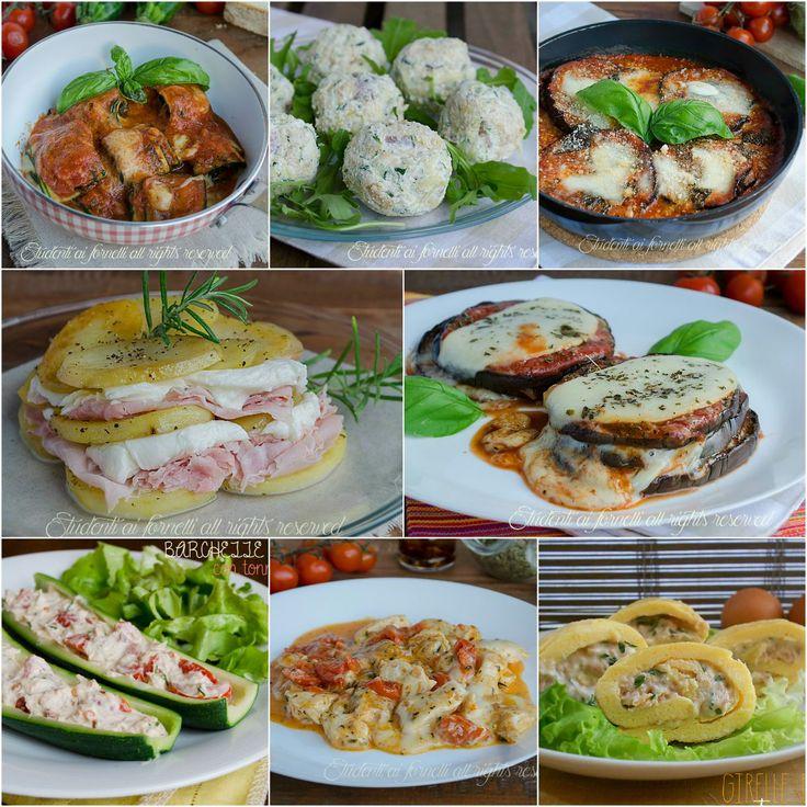 Secondi piatti estivi freddi e caldi ricette facili e veloci. Ricette estive sfiziose, piatti freddi senza cottura, secondi cotti in padella.