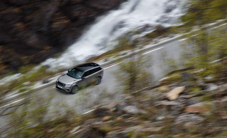 2018 Range Rover Velar Diesel Euro-spec – First Drive Review