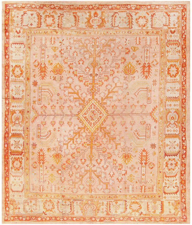 Antique Turkish Oushak Rug detail - Best 25+ Oushak Rugs Ideas On Pinterest Pink Washing Room