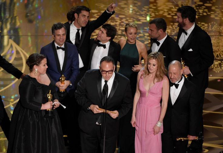 All the Oscar winners as they're announced