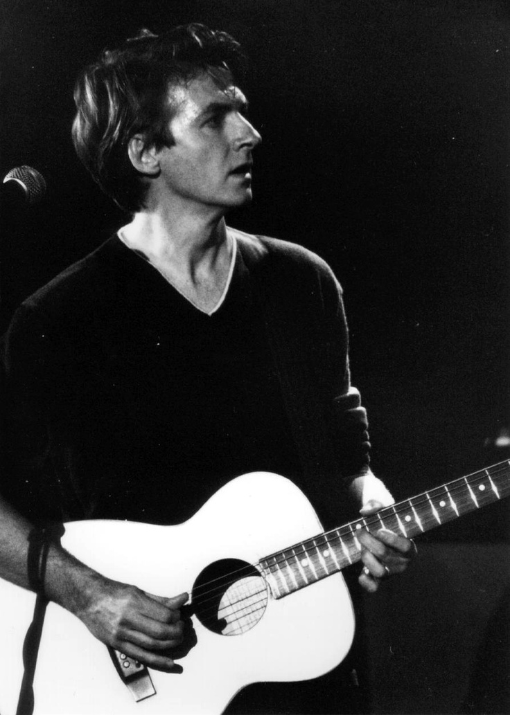 Neil Finn. Legendary New Zealand recording artist. Along with his brother Tim Finn, he was the co-frontman for Split Enz and now frontman for Crowded House.